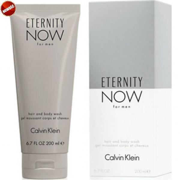 Calvin Klein Eternity Now for Men żel pod prysznic ciała i włosów 200ml