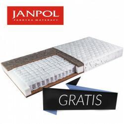 Janpol Erebu Materac kieszeniowy 120x200