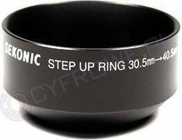 Sekonic JM97 Step Up Ring osłona obiektywu światłomierza