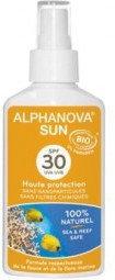 Alphanova Sun Bio Spray przeciwsłoneczny SPF30+ 125ml