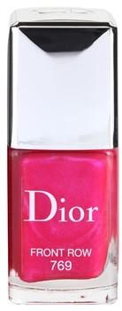 Dior Vernis lakier do paznokci odcień 769 Front Row 10 ml