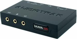 Opinie o Audiotrak Maya U5