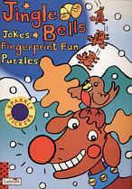 praca zbiorowa  Jingle bells. Jokes, fingerprint fun, puzzles