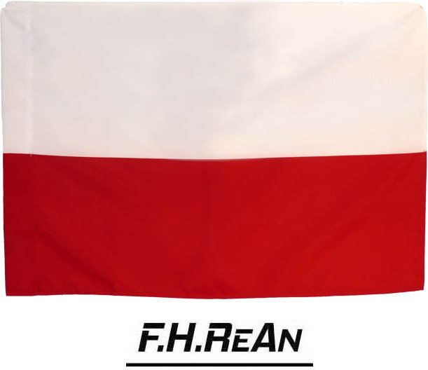 Opinie o Flaga POLSKI 90x60cm