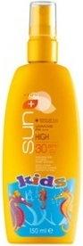 Avon Kolorowo ochronne mleczko w sprayu dla dzieci SPF 30 150ml