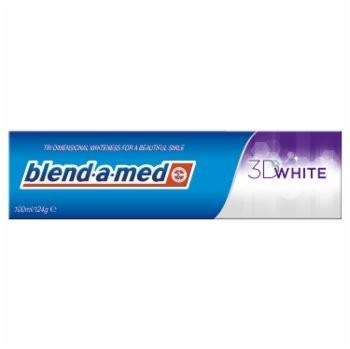 Procter & Gamble BLEND-A MED 3D WHITE 100ML