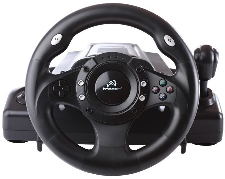 Opinie o TRACER Kierownica Drifter PC/PS2/PS3 + GRA