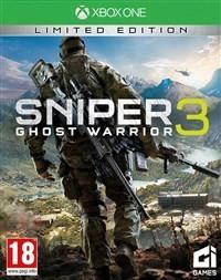 Sniper Ghost Warrior 3 Limited Edition XONE