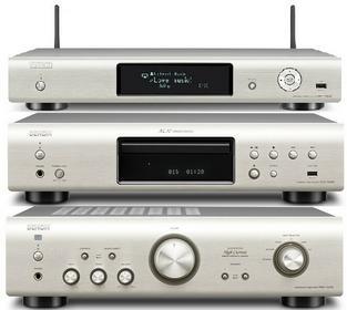 Denon PMA-720AE + DCD-720AE + DNP-730AE