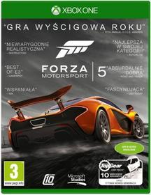 Forza Motorsport 5 Game of the Year Xbox One