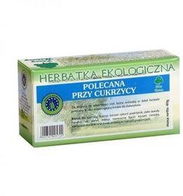 Dary Natury Herbatka ekologiczna polecana przy cukrzycy 20x2 g
