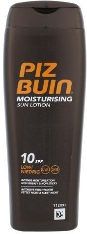 Piz Buin Moisturising Sun Lotion SPF10 200ml W Opalanie 53786