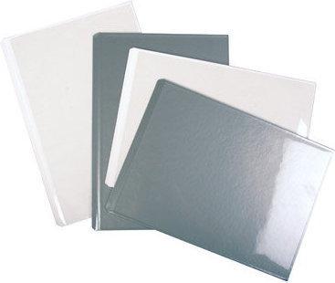 Opinie o Opus Okładka O-POUCH Cover silver glossy 304x212mm 10par