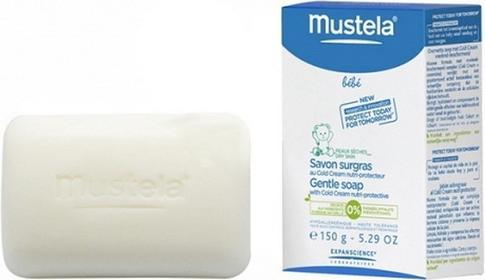 MUSTELA BeBe Cold Cream Mydło w kostce 150g