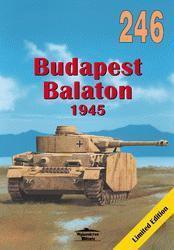 M.Swirin BUDAPEST BALATON 1945 MILITARIA 246