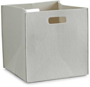 Zeller Kosz do przechowywania kwadratowy filcowy pojemnik 33 l