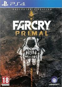 Far Cry: Primal Edycja Kolekcjonerska PS4