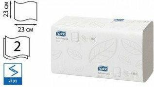 TORK Ręcznik papierowy składany ZZ biały 1 op. 290184