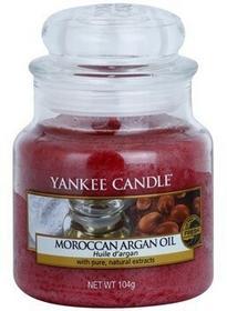 Yankee Candle Moroccan Argan Oil 104 g Classic mała świeczka zapachowa