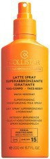 Collistar Supertanning Moisturizing Milk Spray SPF15+ 200ml