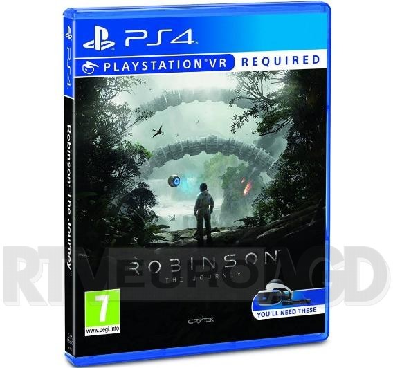 Opinie o Sony Robinson The Journey PS4 VR