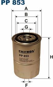 FILTRON PP 853 FILTR PALIWA