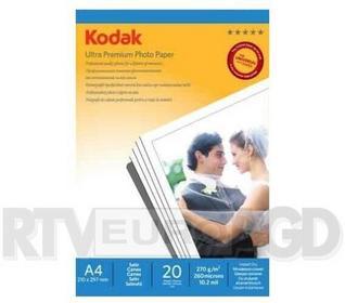 Kodak Papier fotograficzny ultra premium A4 270g 20 arkuszy