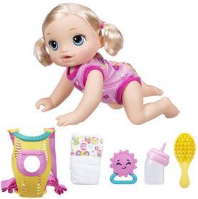 Hasbro Baby Alive Raczkujący Maluszek Mówi Po Polsku B6048