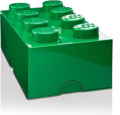 Lego Pojemnik 8 ciemnozielony 4004 40041734