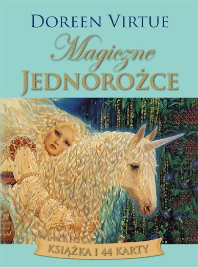 Synergie Magiczne Jednorożce Doreen Virtue
