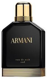 Giorgio Armani Eau De Nuit Oud Pour Homme woda perfumowana 100ml