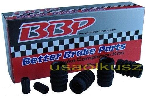 Better Brake Parts Zestaw naprawczy prowadnic przedniego zacisku Nissan Titan 20