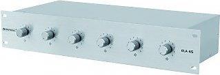 OMNITRONIC PA 6-zone stereo vol cont10W s