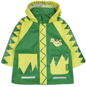 Playshoes Płaszcz przeciwdeszczowy chłopięcy Krokodyl