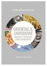 Myszka-Strychalska Lucyna Orientacje zawodowe młodzieży z Zespołów Szkół Zawodowych / wysyłka w 24h
