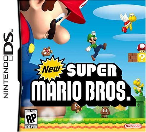 NEW Super Mario Bros NDS