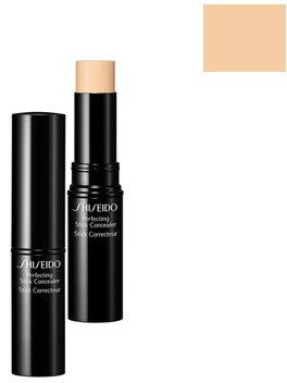 Opinie o Shiseido Perfect Stick Concealer 11 Light kremowy korektor sztyft - 5g