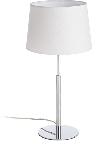Redlux Lampka Stołowa Abażur 1pł BROADWAY R11986