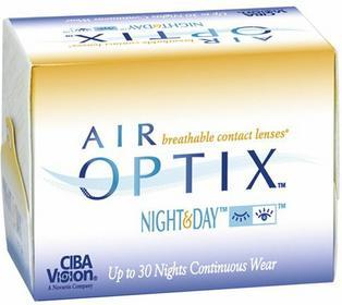 Ciba Vision Air Optix Night & Day 6 szt.