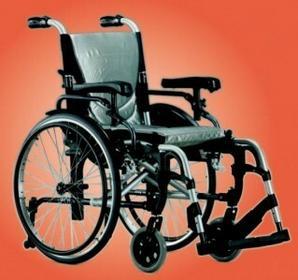 Karma Wózek aluminiowy S-ERGO 305 S-ERGO 305