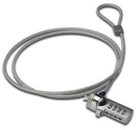EDNET Linka zabezpieczająca zabezpieczajaca do laptopa na szyfr 64134