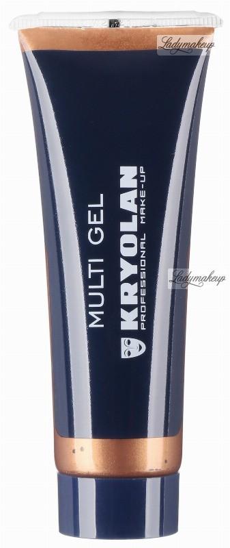 KRYOLAN KRYOLAN - MULTI GEL - Żel koloryzujący do włosów i ciała - ART. 2301 - SILVER KR2301-SILVER
