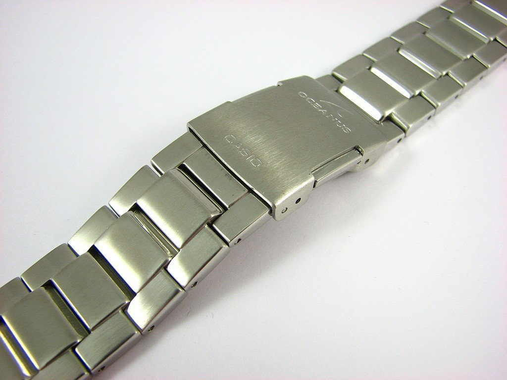 Casio Bransoleta do zegarka OCW-500 - 22 mm BRANSOLETA-OCW-500