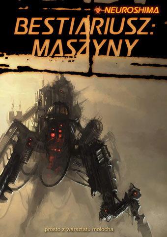 Portal Neuroshima Bestiariusz: Maszyny