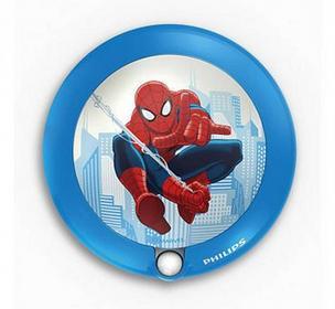 Philips Lampka nocna 717654016 Marvel z czujnikiem ruchu Spider-Man