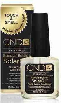 CND SOLAR OIL 15ml nawilżający olejek do skórek i paznokci