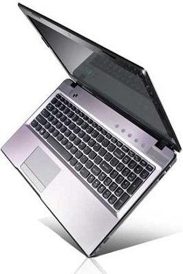 """Lenovo IdeaPad Z575 15,6"""", AMD 1,9GHz, 4GB RAM, 500GB HDD (59-316676)"""