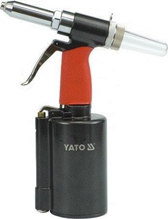 Opinie o YATO NITOWNICA PNEUMATYCZNA 2,4-6,4mm/1389 kg YT3618