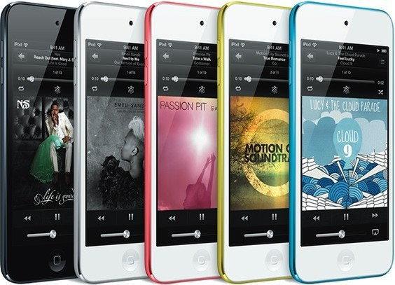 Opinie o Apple iPod Touch (5 generacja) 16GB