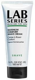 Lab Series For Men Maximum Comfort Shave Cream Żel do golenia 100 ml